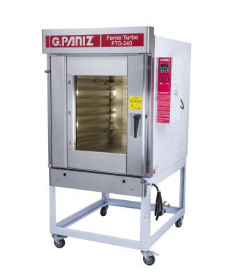 FORNO TURBO A GÁS - FTG 240