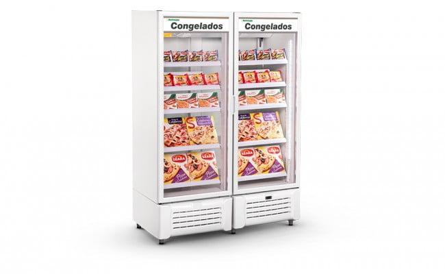 Visa Cooler Congelados 1300 - VCCG1300