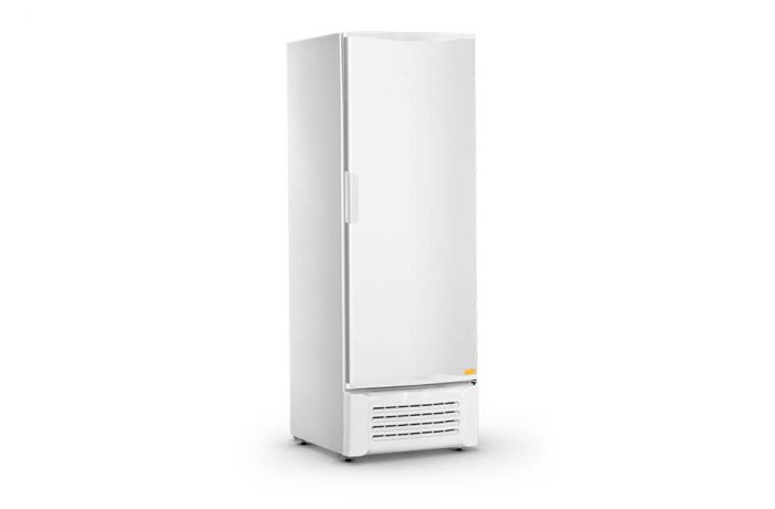 Visa Cooler Congelados Porta Sólida 600 Litros  - VCCG600S